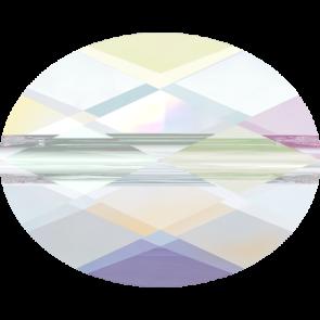Margele Swarovski 5051 Crystal AB (001 AB) 8 x 6 mm