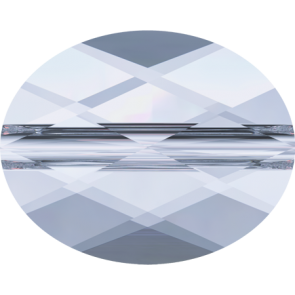 Margele Swarovski 5051 Crystal Blue Shade (001 BLSH) 8 x 6 mm