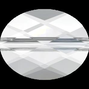 Margele Swarovski 5051 Crystal (001) 8 x 6 mm