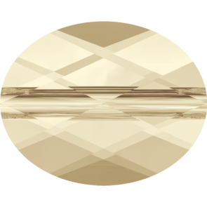 Margele Swarovski 5051 Light Silk (261) 8 x 6 mm