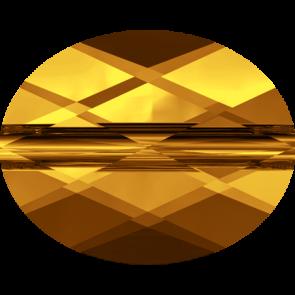 Margele Swarovski 5051 Sunflower (292) 8 x 6 mm