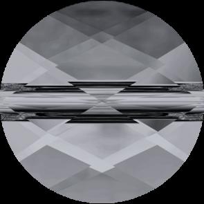 Margele Swarovski 5052 Crystal Silver Night (001 SINI) 6 mm