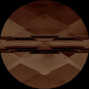 Margele Swarovski 5052 Smoked Topaz (220) 6 mm