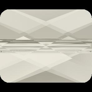 Margele Swarovski 5055 Crystal Silver Shade (001 SSHA) 8 x 6 mm