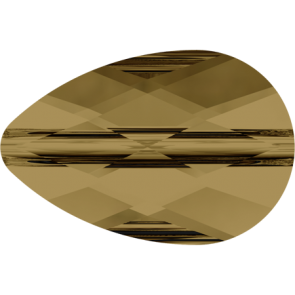Margele Swarovski 5056 Crystal Bronze Shade (001 BRSH) 10 x 6 mm