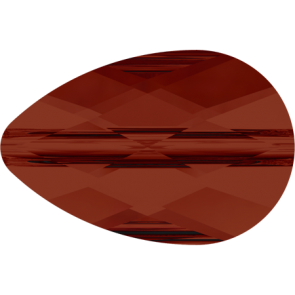 Margele Swarovski 5056 Crystal Red Magma (001 REDM) 12 x 8 mm