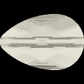 Margele Swarovski 5056 Crystal Silver Shade (001 SSHA) 10 x 6 mm