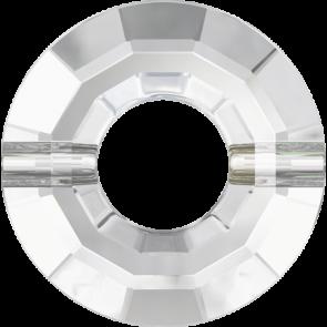 Margele Swarovski 5139 Crystal (001) 12,5 mm
