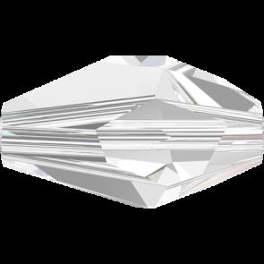 Margele Swarovski 5203 Crystal (001) 12 x 8 mm