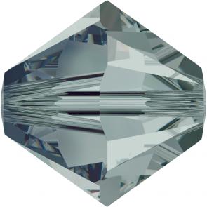 Margele Swarovski 5328 Black Diamond (215) 3 mm