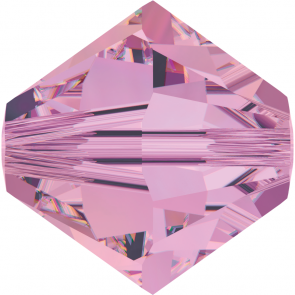 Margele Swarovski 5328 Crystal Lilac Shadow (001 LISH) 8 mm