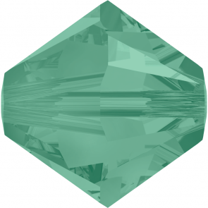Margele Swarovski 5328 Palace Green Opal (393) 3 mm