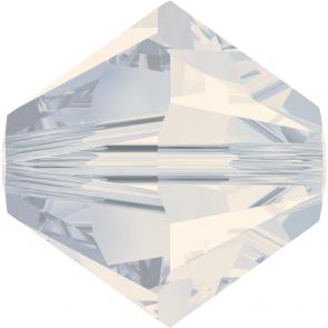 Margele Swarovski 5328 White Opal (234) 3 mm