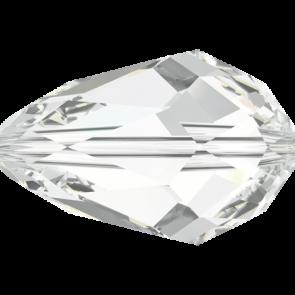 Margele Swarovski 5500 Crystal (001) 10,5 x 7 mm