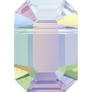 Margele Swarovski 5514 Crystal AB (001 AB) 8 x 5,5 mm