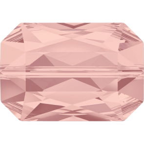 Margele Swarovski 5515 Blush Rose (257) 14 x 9,5 mm