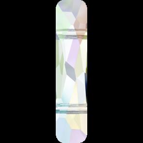 Margele Swarovski 5535 Crystal AB (001 AB) 23,5 x 5 mm