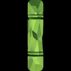 Margele Swarovski 5535 Dark Moss Green (260) 23,5 x 5 mm