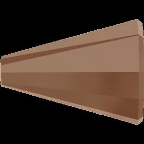 Margele Swarovski 5540 Crystal Rose Gold (001 ROGL) 17 mm