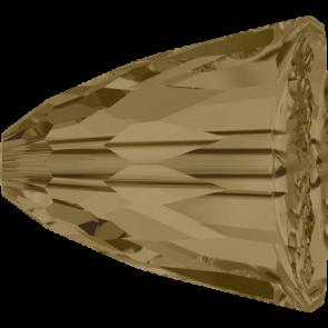 Margele Swarovski 5541 Crystal Bronze Shade (001 BRSH) 15 mm