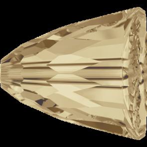 Margele Swarovski 5541 Crystal Golden Shadow (001 GSHA) 15 mm