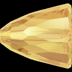 Margele Swarovski 5541 Crystal Metallic Sunshine (001 METSH) 11 mm
