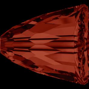 Margele Swarovski 5541 Crystal Red Magma (001 REDM) 11 mm