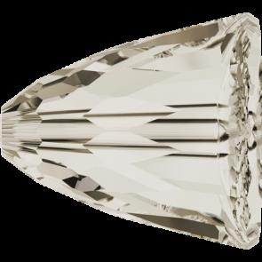 Margele Swarovski 5541 Crystal Silver Shade (001 SSHA) 11 mm