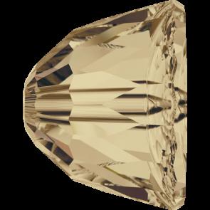 Margele Swarovski 5542 Crystal Golden Shadow (001 GSHA) 8 mm