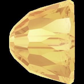 Margele Swarovski 5542 Crystal Metallic Sunshine (001 METSH) 8 mm