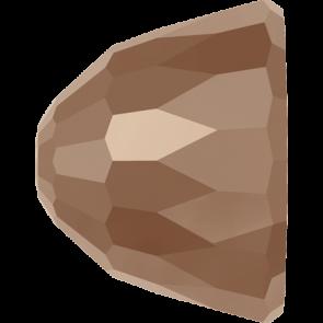 Margele Swarovski 5542 Crystal Rose Gold (001 ROGL) 8 mm