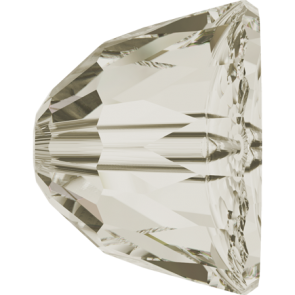 Margele Swarovski 5542 Crystal Silver Shade (001 SSHA) 8 mm