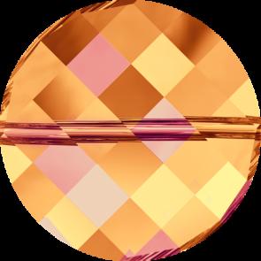 Margele Swarovski 5621 Crystal Astral Pink (001 API) 18 mm
