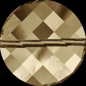 Margele Swarovski 5621 Crystal Golden Shadow (001 GSHA) 14 mm
