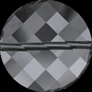 Margele Swarovski 5621 Crystal Silver Night (001 SINI) 14 mm