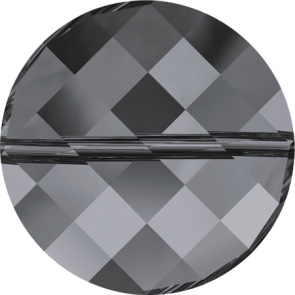 Margele Swarovski 5621 Crystal Silver Night (001 SINI) 18 mm