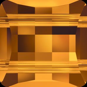 Margele Swarovski 5625 Crystal Copper (001 COP) 10 mm