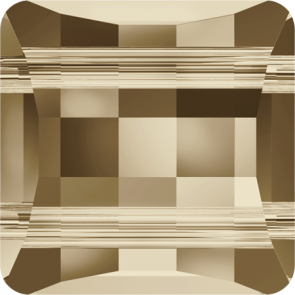 Margele Swarovski 5625 Crystal Golden Shadow (001 GSHA) 10 mm