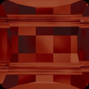 Margele Swarovski 5625 Crystal Red Magma (001 REDM) 10 mm