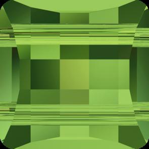 Margele Swarovski 5625 Dark Moss Green (260) 10 mm