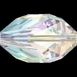Margele Swarovski 5650 Crystal AB (001 AB) 16 x 10 mm