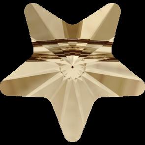 Margele Swarovski 5714 Crystal Golden Shadow (001 GSHA) 12 mm