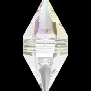 Margele Swarovski 5747 Crystal AB (001 AB) 12 x 6 mm