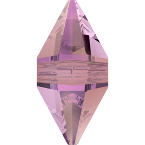 Margele Swarovski 5747 Crystal Lilac Shadow (001 LISH) 16 x 8 mm