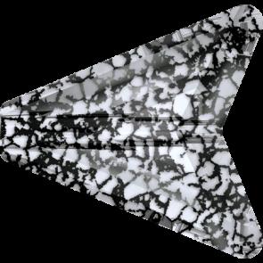 Margele Swarovski 5748 Crystal Black Patina (001 BLAPA) 12 mm