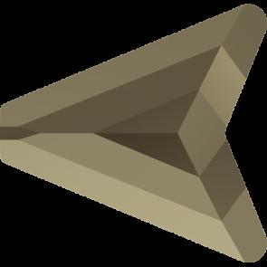Margele Swarovski 5748 Crystal MetallicLightGold 2x (001 MLG2) 12 mm