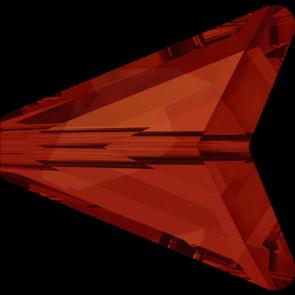 Margele Swarovski 5748 Crystal Red Magma (001 REDM) 12 mm