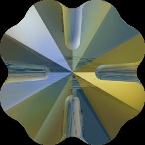 Margele Swarovski 5752 Crystal Iridescent Green (001 IRIG) 8 mm