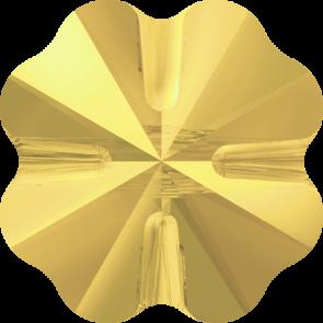Margele Swarovski 5752 Crystal Metallic Sunshine (001 METSH) 8 mm