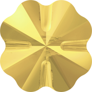 Margele Swarovski 5752 Crystal Metallic Sunshine (001 METSH) 12 mm
